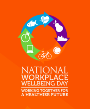 Workplace Wellbeing Day 2016